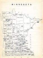 State Map, Brown County 1953